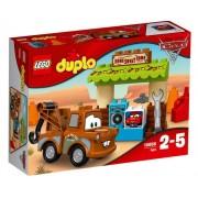 Lego Klocki konstrukcyjne DUPLO Szopa Złomka 10856