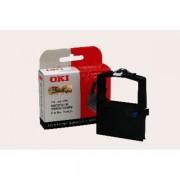 OKI Originale Microline 390 FB Nastro di nylon (09002310) nero, Contenuto: 2,000,000 caratteri - sostituito Nastro 09002310 per Microline 390FB