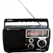 Santosh Five Band Portable FM Radio With USB AUX Support With Remote Control (Shyala 2)