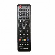 EHOP Remote Compatible for Samsung LED/LCD Remote Control Works with All Samsung LED/LCD TV Model No - BN59-607A
