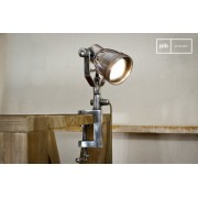 lampe a poser style serre-joint