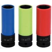 KS Tools Cheie Tubulara Protectie Janta 17 mm