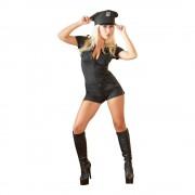 210th Politi jumpsuit-Sort-Small