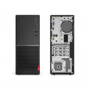 Desktop, Lenovo V330 TW/ Intel J4005 (2.7G)/ 4GB RAM/ 1000GB HDD/ DOS + подарък KBD & Mouse (10TS0008BL)