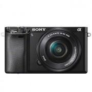 Sony A6300 svart kamerahus + PZ 16-50/3,5-5,6 OSS