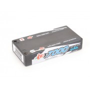 Intellect IPCC1S7000HV3 Lipo 1S -3.8V -7000mAh - 120C -LiHV - Hard case - 4mm tubes.