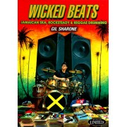 Gil Sharone: Wicked Beats - Jamaican Ska, Rocksteady & Reggae Drumming [DVD] [2010]