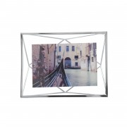Рамка за снимки UMBRA PRISMA - цвят хром - 10 х 15 см