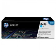 HP 824A Cyan LaserJet Toner Cartridge (CB381A)