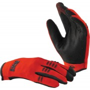 IXS BC-X3.1 Guantes de bicicleta para damas Rojo S
