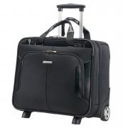 Samsonite Xbr Rolling Laptop Bag M Trolley Porta Notebook fino a 15,6'' Nero