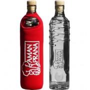 Amanprana Eco Respect Drinkfles Rood (1st)