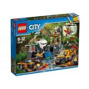 AMPLASAMENTUL DE EXPLORARE DIN JUNGLA - LEGO (60161)