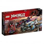 LEGO Ninjago, Cursa sarpelui Jaguar 70639