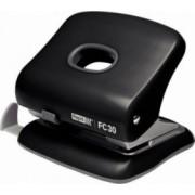 Perforator plastic RAPID FC30 30 coli - negru