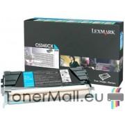 Тонер касета LEXMARK C5340CX (Cyan)