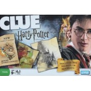 Board game Cluedo Harry Potter