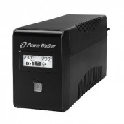 UPS PowerWalker 850VA/480W, Line interactive RJ11 IN/OUT, USB, LCD (VI 850 LCD)