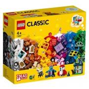 Lego Classic (11004). Le finestre della creatività