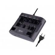 Încărcător baterii UNI6 AAA/AA/C/D/9V 230V