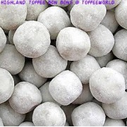Highland Toffee Chewy Bon Bons Retro Sweets