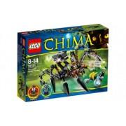 Lego Chima Masinaria de urmarire a lui Sparratus 70130