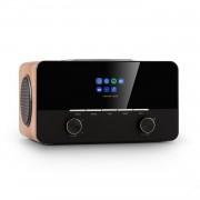 Auna Connect 150 SE, 2.1 интернет радио, DAB / DAB + / PLL-FM, BT, Spotify, BT, орех (KC3-Connect 150SE WD)
