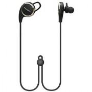 Bluetooth Headphones Spigen Wireless Headphones w/ Microphone Earbuds Headset Earphones for iPhone SE/6s/6/6s Plus/6 Plus/Galaxy S7/Galaxy S7 Edge/LG G5/Nexus 5X/6p & More - Black (SGP11844)