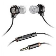 Plantronics Backbeat 216 Stereo Headphones with Mic - Black