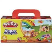Play-doh set colorat pasta modelabila 20 culori