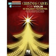 Hal Leonard - Christmas Carols for Violin