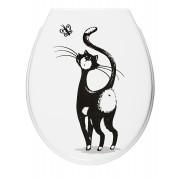 ADOB WC-Sitz »Katze«
