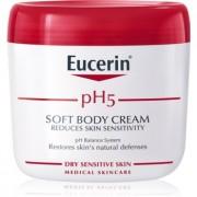 Eucerin pH5 crema corporal para pieles secas y sensibles 450 ml