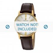 Festina Bracelet de montre Festina F20249-1 Cuir Brun 18mm