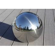 Edelstahlkugel Gartenkugel Dekokugel SferaInox 42cm 10802