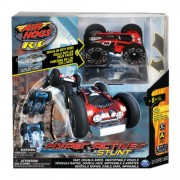 Air Hogs Hyper Actives Stunt, Red/Blue