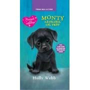 Monty, catelusul cel trist/Holly Webb