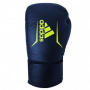 Adidas Speed 175 Bokshandschoenen Blauw/geel - 14 oz
