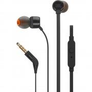 JBL T110 headset 3.5mm, svart