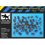 Black Dog - Set accesorii 1 – Mancare 1:72