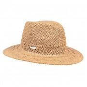 SEEBERGER cappello traveller donna zigzag weave