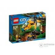 LEGO® City Elicopter de marfa in jungla 60158