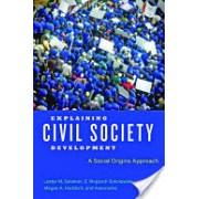 Explaining Civil Society Development - A Social Origins Approach (Salamon Lester M.)(Cartonat) (9781421422985)