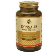 Solgar It. Multinutrient Spa Donna 45 Boro Cal Mag 100 Tavolette