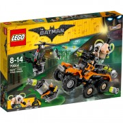 The LEGO Batman Movie - Bane giftruck-aanval