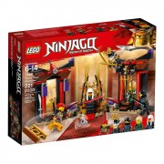 Lego Duelo En La Sala Del Trono Lego 70651