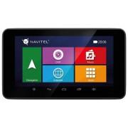 "Sistem de navigatie cu camera auto DVR Navitel RE900, Touchscreen 5"", Wi-Fi, Full HD, Android (Negru)"