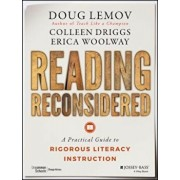 Reading Reconsidered: A Practical Guide to Rigorous Literacy Instruction, Paperback/Doug Lemov