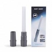 Dispozitiv cu tuburi pentru aspirare perie universala pentru aspirator adaptor universal pentru aspirator Dust Daddy gri