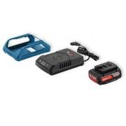 Bosch 1 600 A00 3NA Caricabatteria per interni Nero, Blu carica batterie